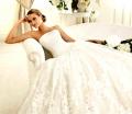 Свадебные платья: тенденции моды 2013 года