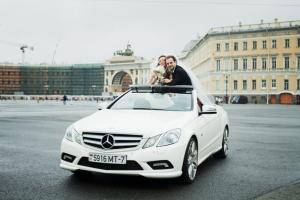 Аренда автомобилей на свадьбу