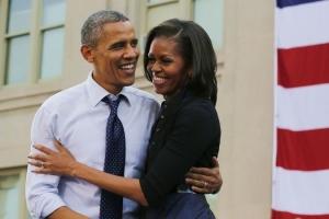 Фарфоровую свадьбу отметили президент США и его супруга