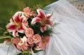 Свадебные цветы - чистый букет надежды