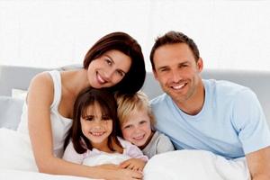 Прекрасное начало счастливой семейной жизни